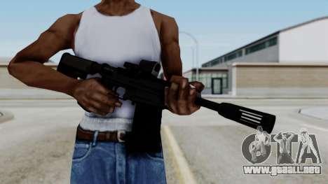 M24MASS para GTA San Andreas tercera pantalla