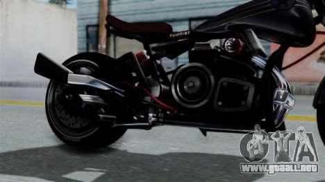 Turbike 2.0 para la visión correcta GTA San Andreas