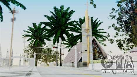 Vegetation Ultra HD para GTA San Andreas sucesivamente de pantalla