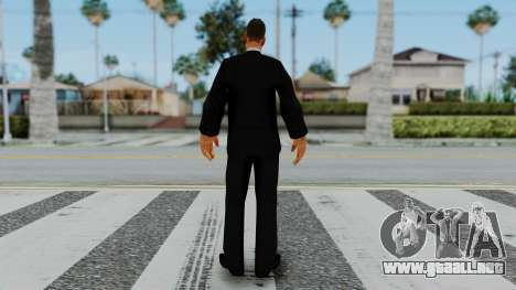 Bully Insanity Edition - Principal Will Smith para GTA San Andreas tercera pantalla