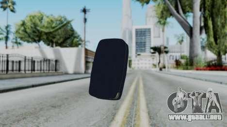 Nokia 3310 Grenade para GTA San Andreas segunda pantalla