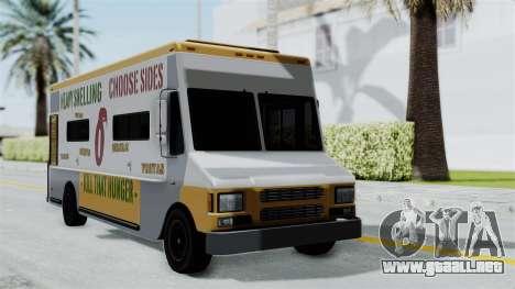 GTA 5 Tacovan para GTA San Andreas