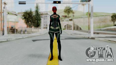 Deadpool The Game - Rogue Pool para GTA San Andreas segunda pantalla