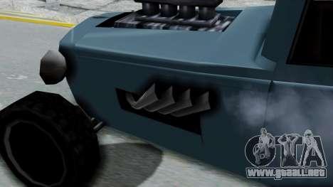 Wrench Rod para la visión correcta GTA San Andreas