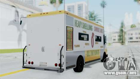 GTA 5 Tacovan para GTA San Andreas left
