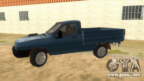 Dacia 1305 Drop-Side para GTA San Andreas left
