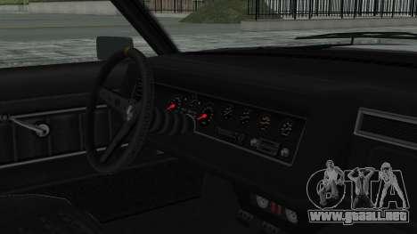 GTA 5 Nightshade para la visión correcta GTA San Andreas