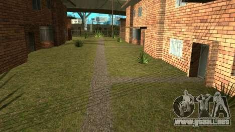 Nuevo escondite de salions para GTA San Andreas segunda pantalla