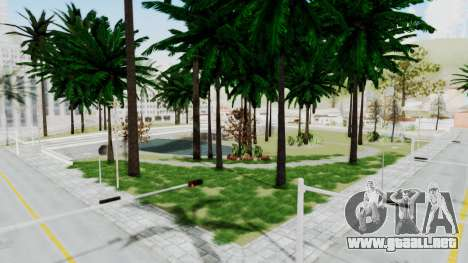 Small Texture Pack para GTA San Andreas segunda pantalla