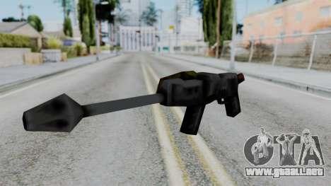 GTA 3 Flame Thrower para GTA San Andreas