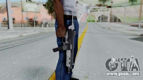 GTA 5 SMG - Misterix 4 Weapons para GTA San Andreas tercera pantalla