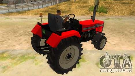 IMT Traktor para la visión correcta GTA San Andreas