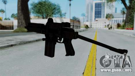 9A-91 Kobra para GTA San Andreas segunda pantalla