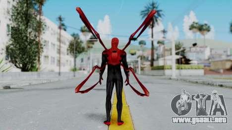 Superior Spider-Man para GTA San Andreas tercera pantalla