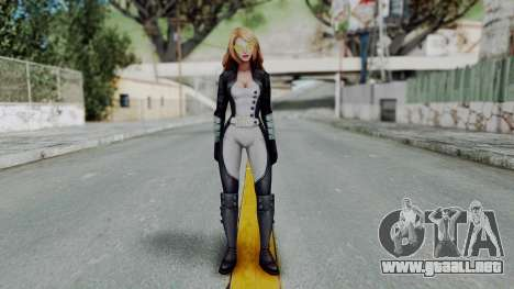 Marvel Future Fight - Mockingbird para GTA San Andreas segunda pantalla