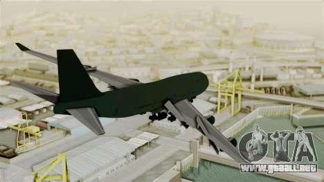 GTA 5 Jumbo Jet v1.0 para GTA San Andreas left