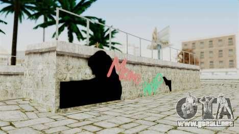 Small Texture Pack para GTA San Andreas séptima pantalla