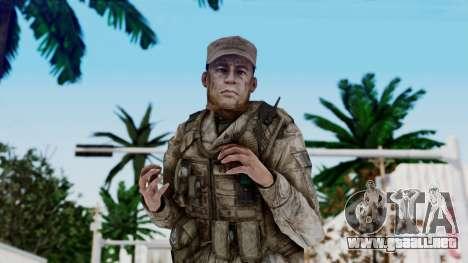 Crysis 2 US Soldier 5 Bodygroup A para GTA San Andreas