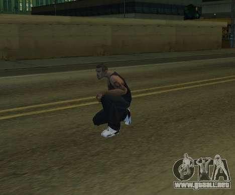 Black Cesar para GTA San Andreas tercera pantalla