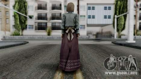Girl Skin 6 para GTA San Andreas tercera pantalla