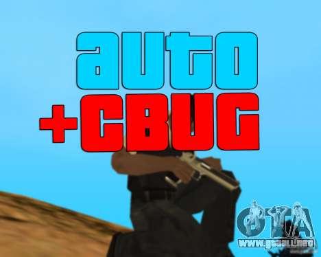 CBUG para GTA San Andreas
