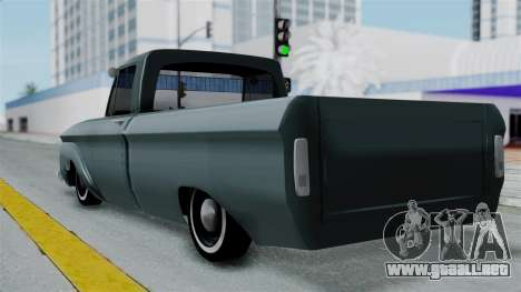 Ford F-100 1963 para GTA San Andreas left
