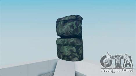 Arma 2 New Backpack para GTA San Andreas