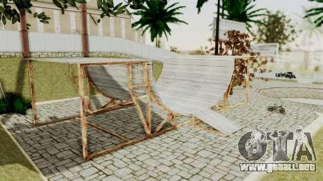 Small Texture Pack para GTA San Andreas sexta pantalla