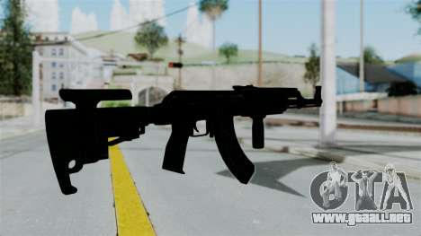 AK-47 Tactical para GTA San Andreas tercera pantalla
