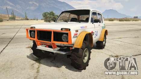 SUV VAZ-2121 para GTA 5