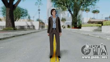 GTA 5 Karen Daniels IAA para GTA San Andreas segunda pantalla