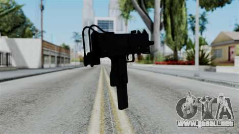 No More Room in Hell - MAC-10 para GTA San Andreas segunda pantalla
