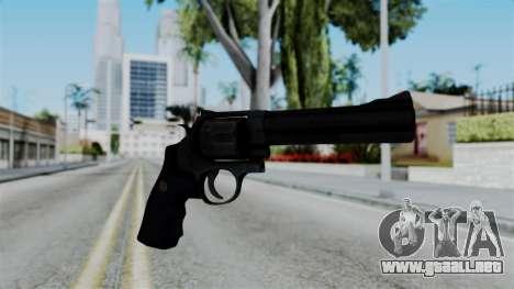 No More Room in Hell - Smith & Wesson 686 para GTA San Andreas