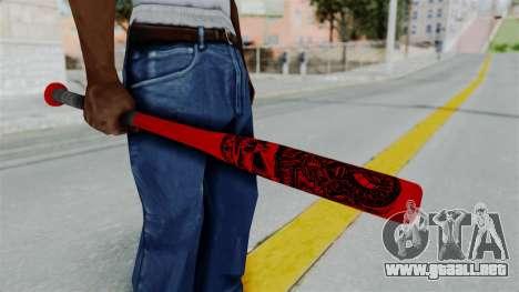 GTA 5 Baseball Bat 2 para GTA San Andreas