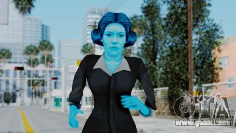 Bully Insanity Edition - Miss Danvers para GTA San Andreas