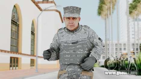 GTA 5 US Marine para GTA San Andreas