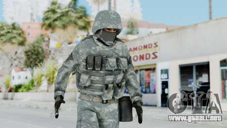 Acu Soldier 2 para GTA San Andreas