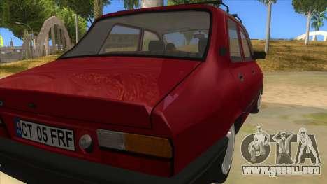 Dacia 1310L 1999 para la visión correcta GTA San Andreas