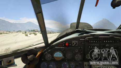 GTA 5 An-2 cuarto captura de pantalla