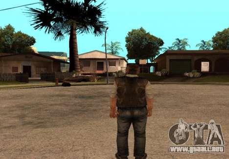 Sidorovich de S. T. A. L. K. E. R para GTA San Andreas tercera pantalla