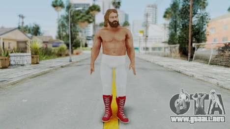 Big John Studd para GTA San Andreas segunda pantalla