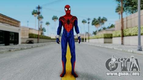 Spider-Man Ben Reilly para GTA San Andreas segunda pantalla