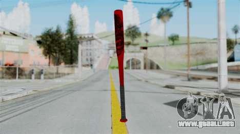 GTA 5 Baseball Bat 2 para GTA San Andreas tercera pantalla