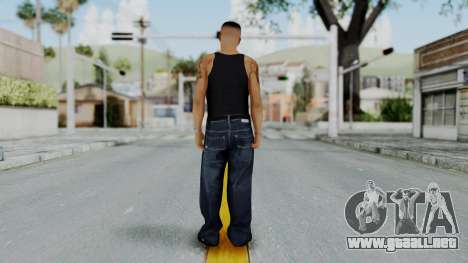 GTA 5 Mexican Goon 2 para GTA San Andreas tercera pantalla