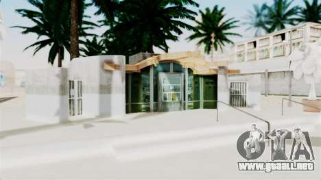 New Beach Textures para GTA San Andreas sucesivamente de pantalla