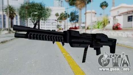Vice City M60 para GTA San Andreas segunda pantalla