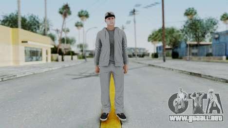 GTA Online - Custom Male Chav para GTA San Andreas segunda pantalla