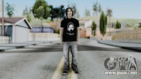 El Gigolo para GTA San Andreas segunda pantalla