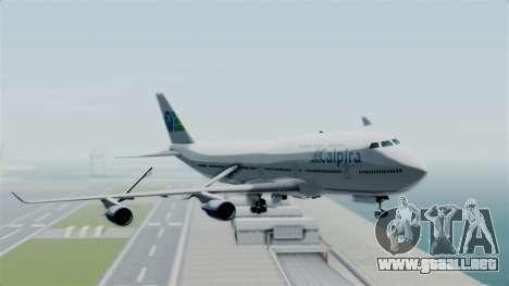 GTA 5 Jumbo Jet v1.0 Caipira Air para GTA San Andreas