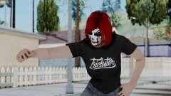 Female Skin 2 from GTA 5 Online para GTA San Andreas